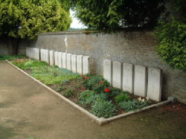 Herouvillette New Communal Cemetery